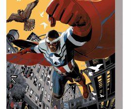 Captain America: Sam Wilson Vol. 1 TPB from Marvel Comics
