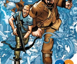 The Adventures of Archer & Armstrong #1 from Valiant Comics