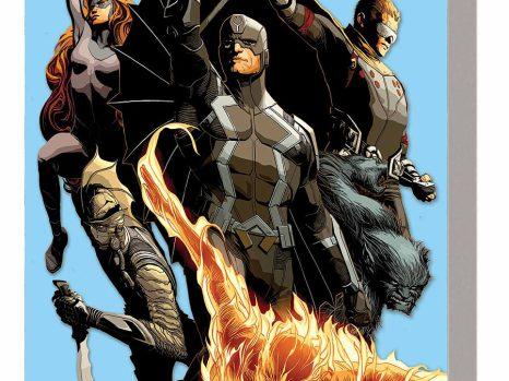 Uncanny Inhumans Vol. 1 TPB from Marvel Comics