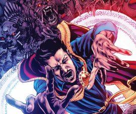 Doctor Strange: Last Days of Magic #1 from Marvel Comics