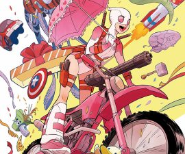Gwenpool #1 from Marvel Comics