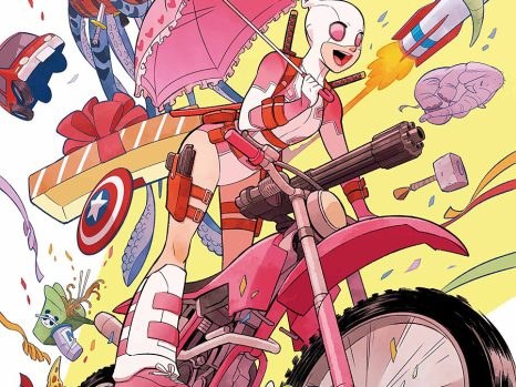 Gwenpool #1 from Marvel Comics