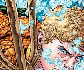 Aquaman: Rebirth #1 from DC Comics