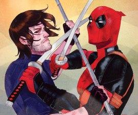 Deadpool vs. Gambit #1 from Marvel Comics