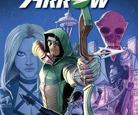 Green Arrow #1 from DC Comics