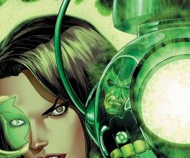 Green Lanterns: Rebirth #1 from DC Comics