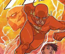 The Flash #1 from DC Comics