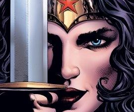 Wonder Woman: Rebirth #1 from DC Comics
