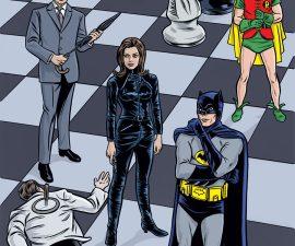Batman '66 Meets Steed and Mrs. Peel #1 from DC Comics