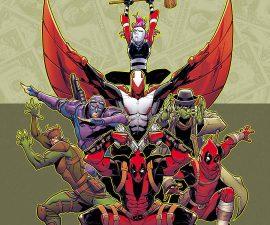 Deadpool & The Mercs for Money #1 from Marvel Comics