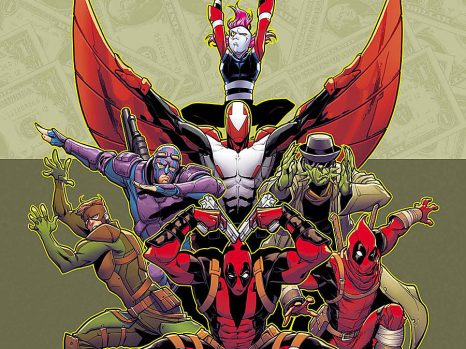 Deadpool & The Mercs for Money #1 from Marvel Comics