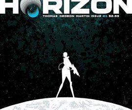 Horizon #1 from Image Comics