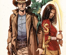 Kingsway West #1 from Dark Horse Comics