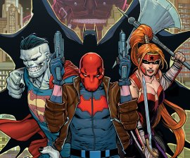 Red Hood and the Outlaws #1 from DC Comics