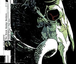 The Black Monday Murders #1 from Image Comics