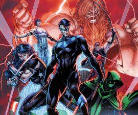 Titans #1 from DC Comics