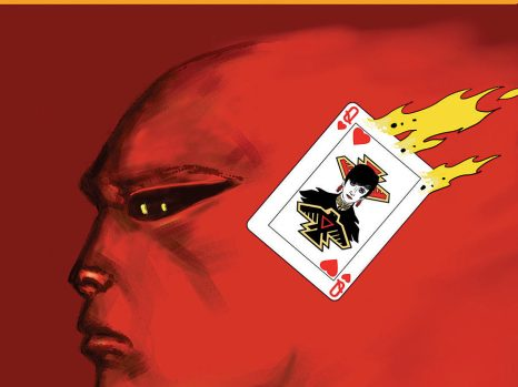 Resident Alien: The Man with No Name #1 from Dark Horse Comics
