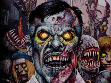 Call of Duty: Zombies #1 from Dark Horse Comics