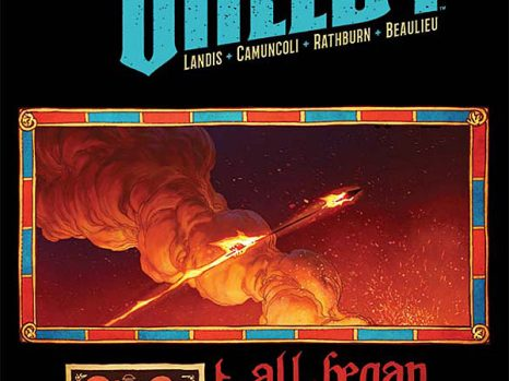 Green Valley #1 from Image Comics