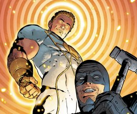 Midnighter and Apollo #1 from DC Comics