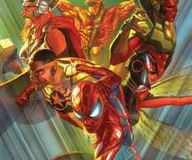Avengers #1 (2016) from Marvel Comics