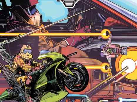 M.A.S.K.: Mobile Armored Strike Kommand #1 from IDW Comics
