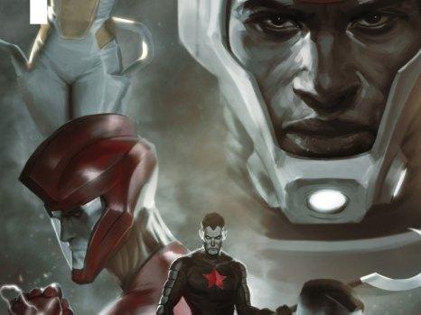 Divinity III: Stalinverse #1 from Valiant Comics