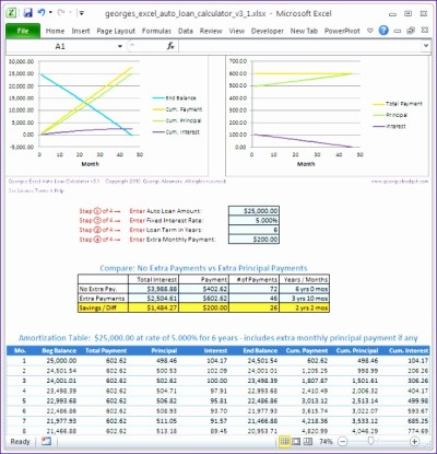 10 Monthly Payment Excel Template - ExcelTemplates - ExcelTemplates