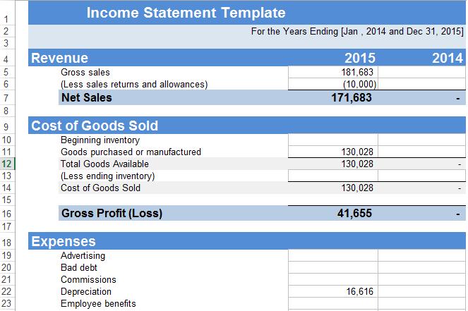 income template | novaondafm