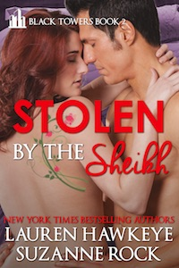 Stolen by the Sheik by Suzanne Rock & Lauren Hawkeye