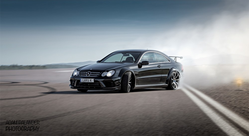 Mercedes benz clk63 amg black series w209 review for What is the maintenance cost for mercedes benz