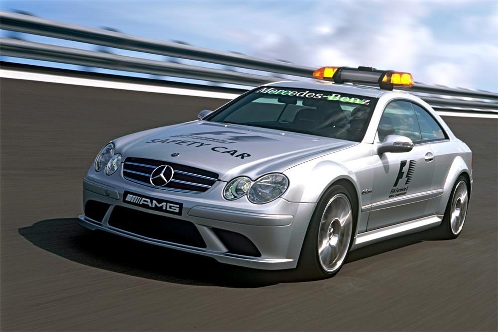 clk63-safety-car