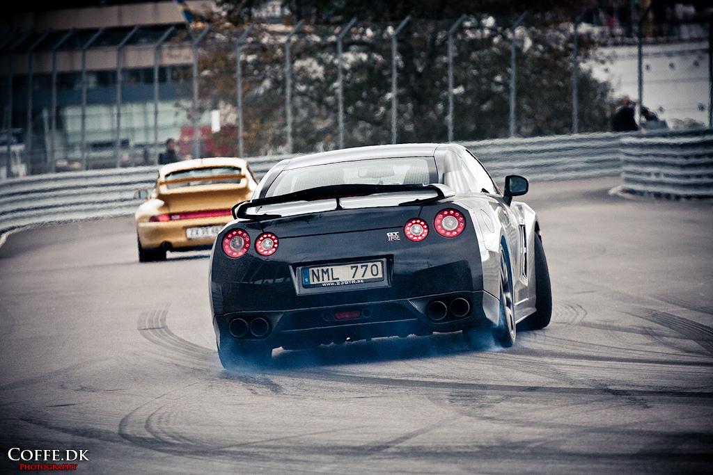gtr race