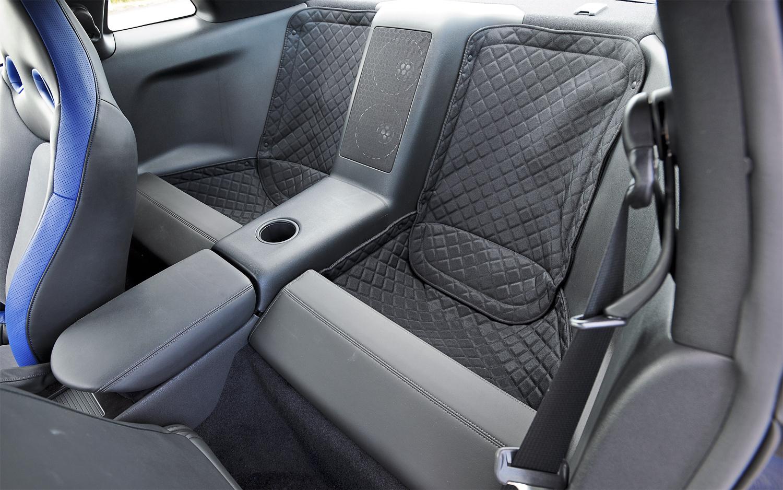 gtr track edition interior