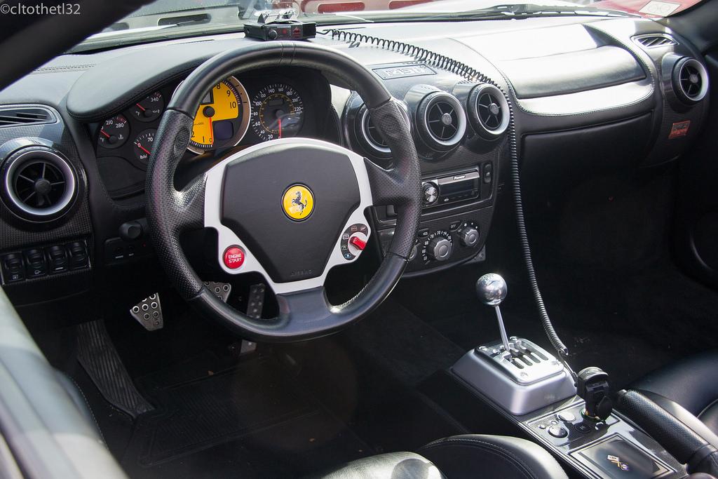 f430 6 speed manual
