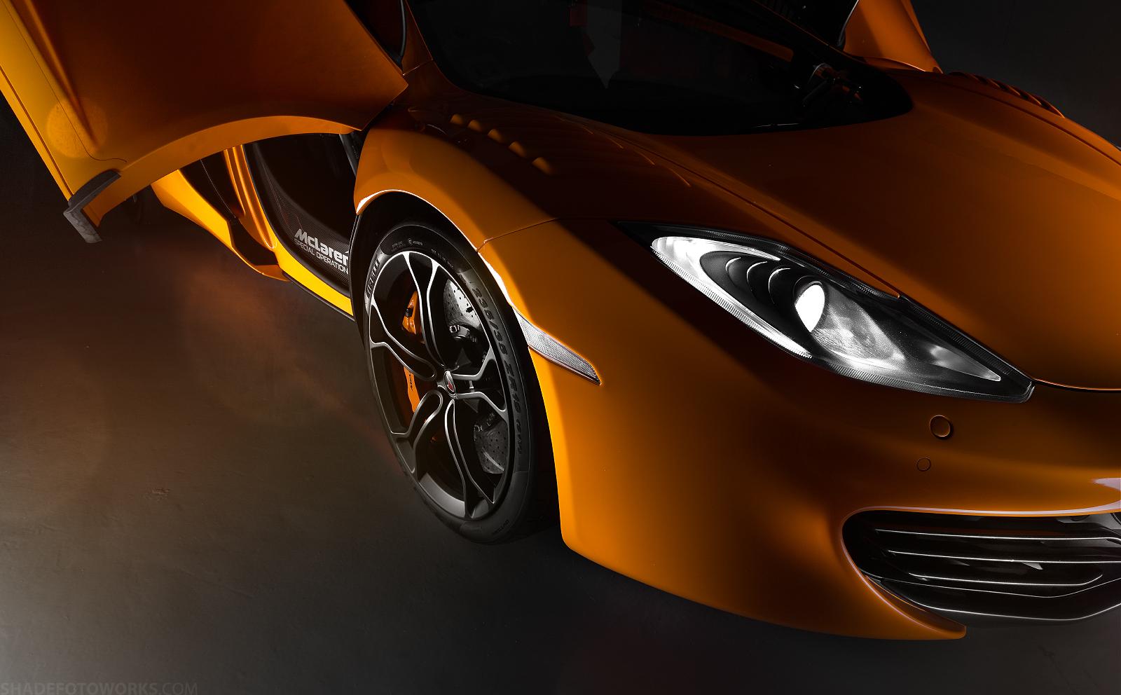 McLaren MP4 12C Model Year Changes