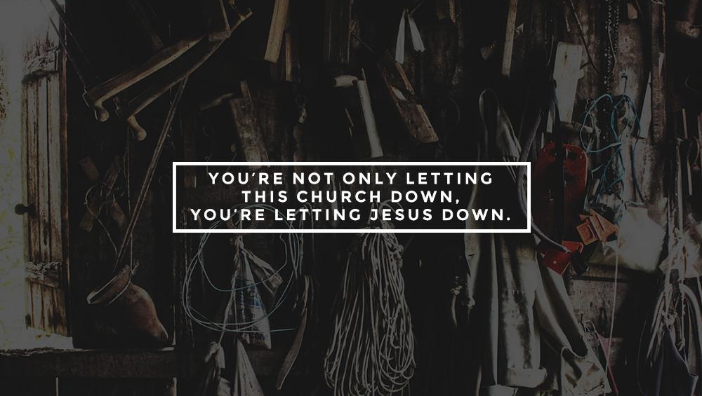 let-jesus-down