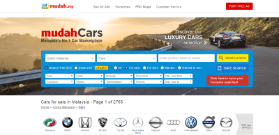 6 great sites for buying and selling used cars in Malaysia - ExpatGo