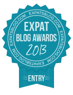 Expat Blog Awards 2013 Contest Entry