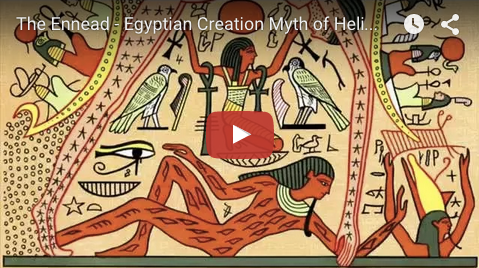 Ennead - Egyptian Creation Myth of Heliopolis