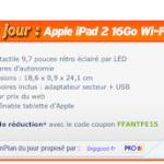 [Réduction] iPad 2 à 394,95€