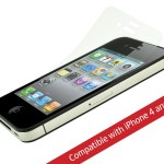 [Test] Meilleur protection d'écran iPhone 4/4S
