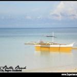 Punta Ballo Beach in Sipalay City