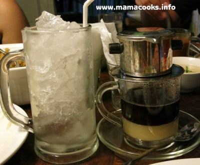 saigon iced coffee