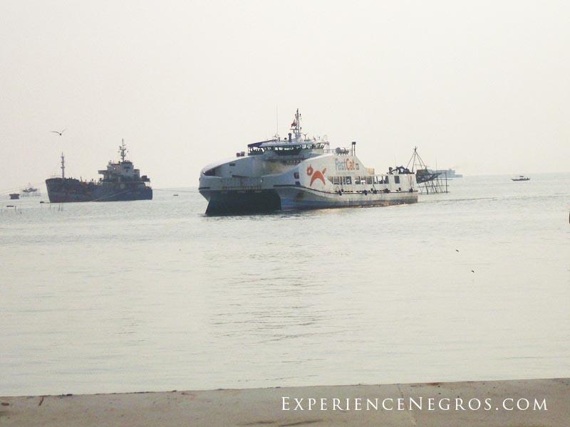 fastcat roro vessel