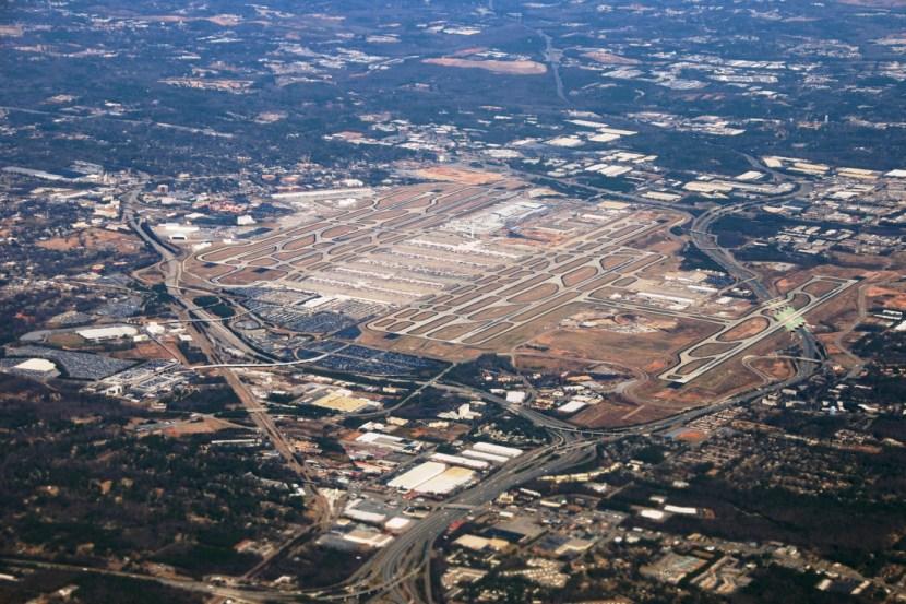 2015 Top 30 Busiest Airports - Atlanta Hartsfield-Jackson Airport