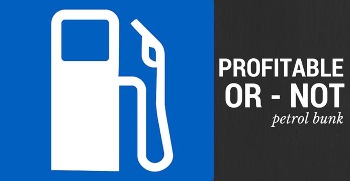 petrol bunk business profit