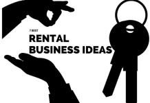 rental business ideas