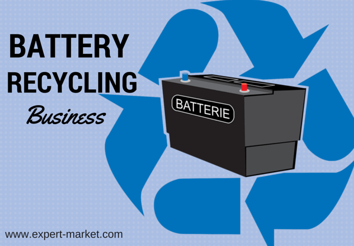 battery recycling business
