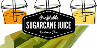 sugarcane juice business opportunity and plan